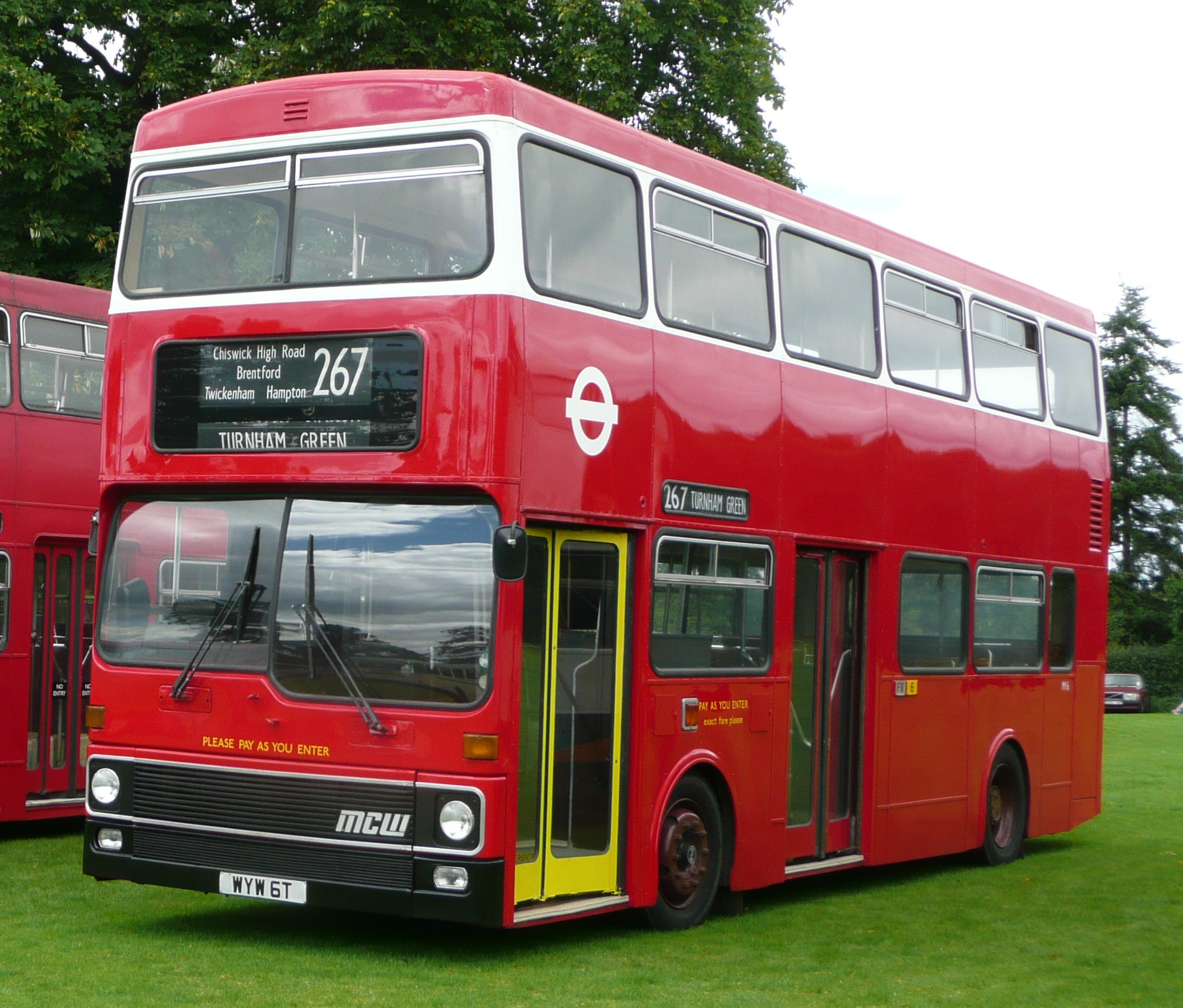 Tram and Trolleybus
