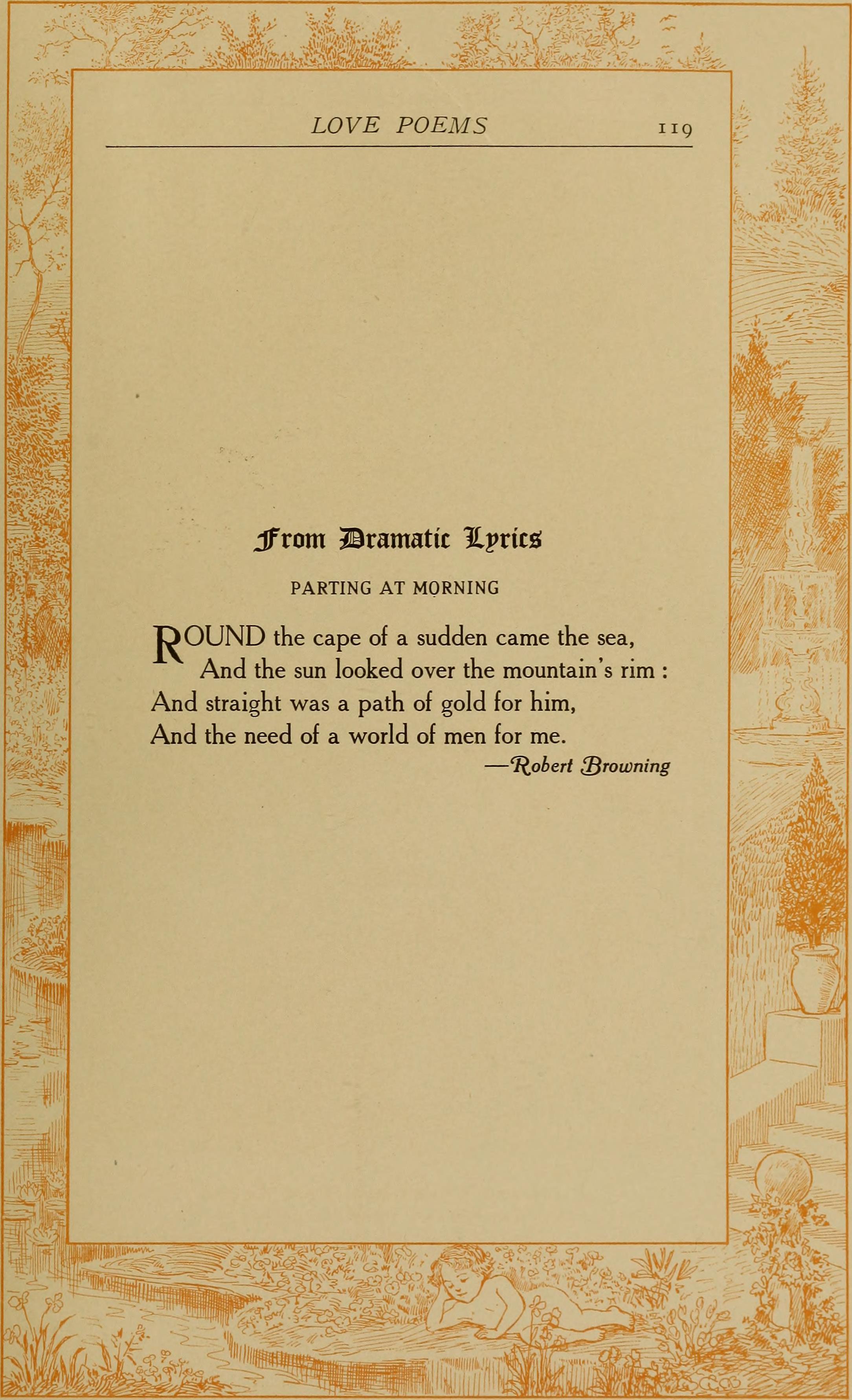 when love arrives poem pdf