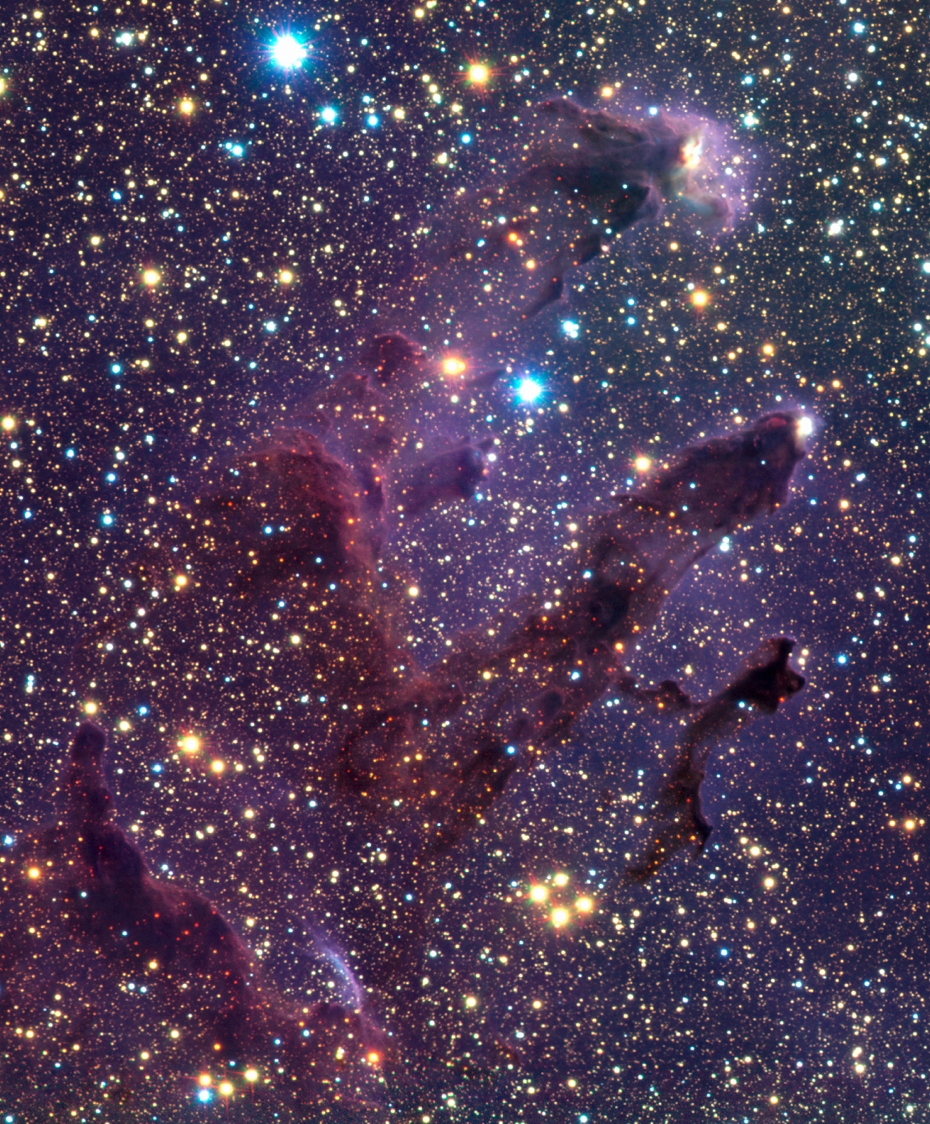 eagle nebula star birth - photo #21