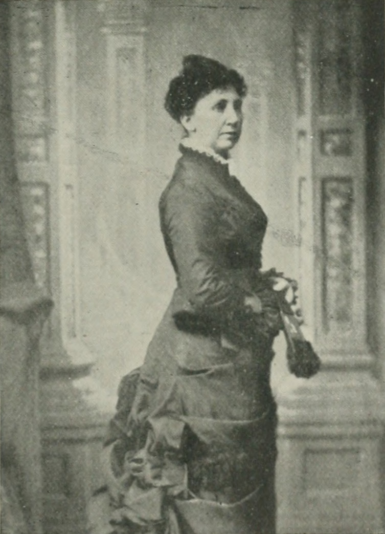 MARY CLEMMER HUDSON A woman of the century (page 409 crop).jpg