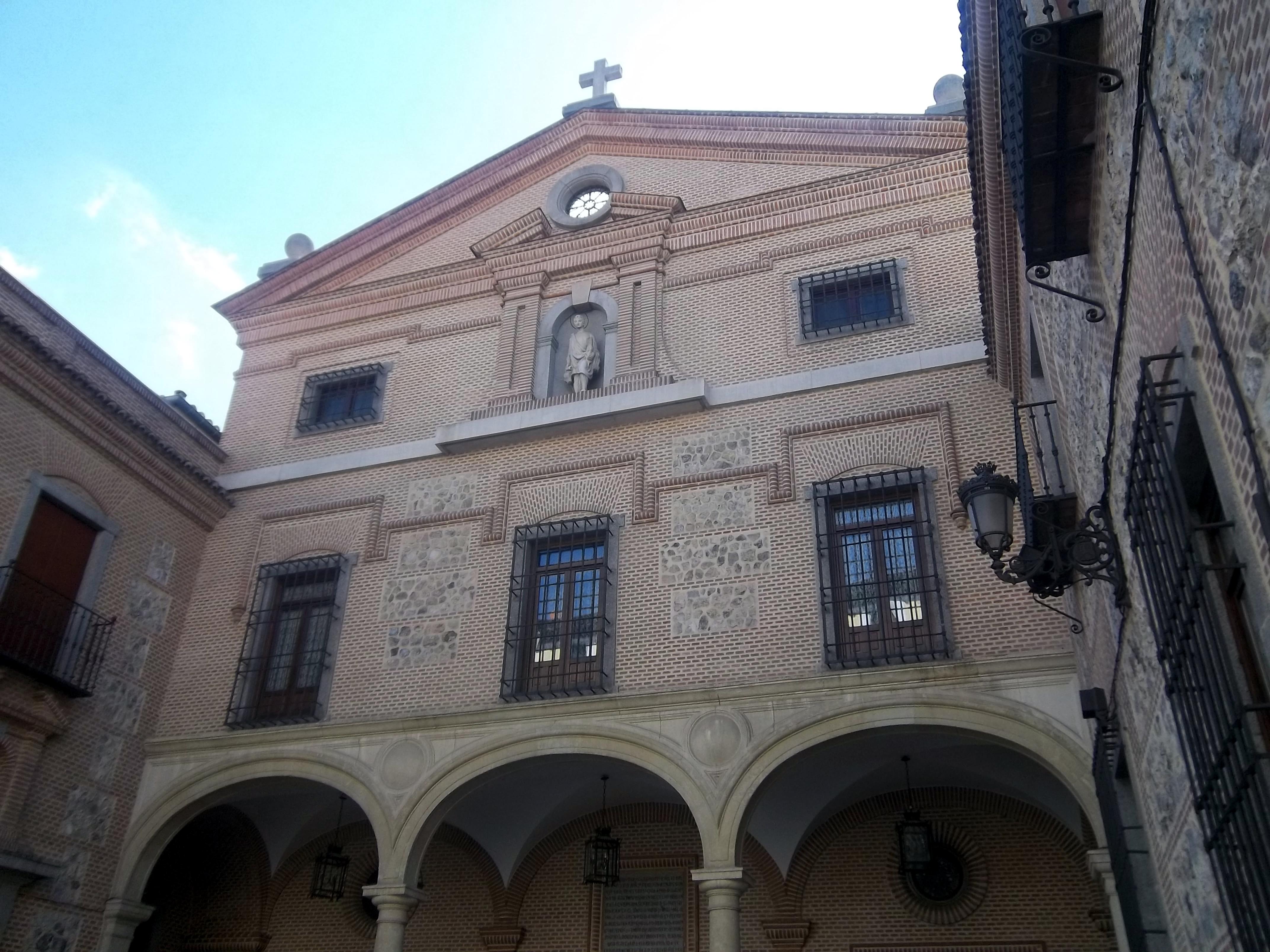 File Madrid Comunidad De Madrid Iglesia De San Gin S De Arl S  # Muebles Tagalog
