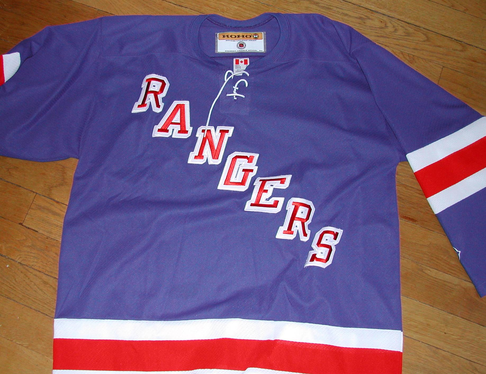 File Maillot New York Rangers Jpg Wikimedia Commons