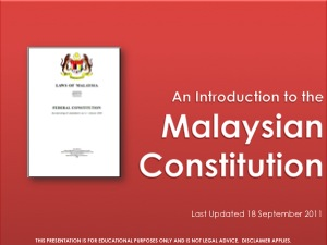 history of the malaysian constitution Wikianswers ® science math history literature technology health law business all sections careers answerscom ® wikianswers ® categories travel & places countries, states, and cities malaysia source of malaysia law what would you like to do united states constitution united states.