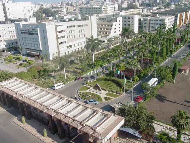 Mansoura University - Wikipedia