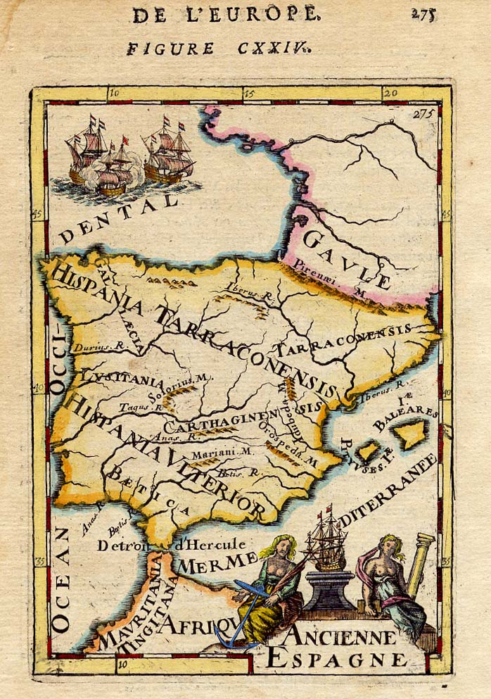 File Map Of Ancient Spain 1683 Jpg Wikimedia Commons