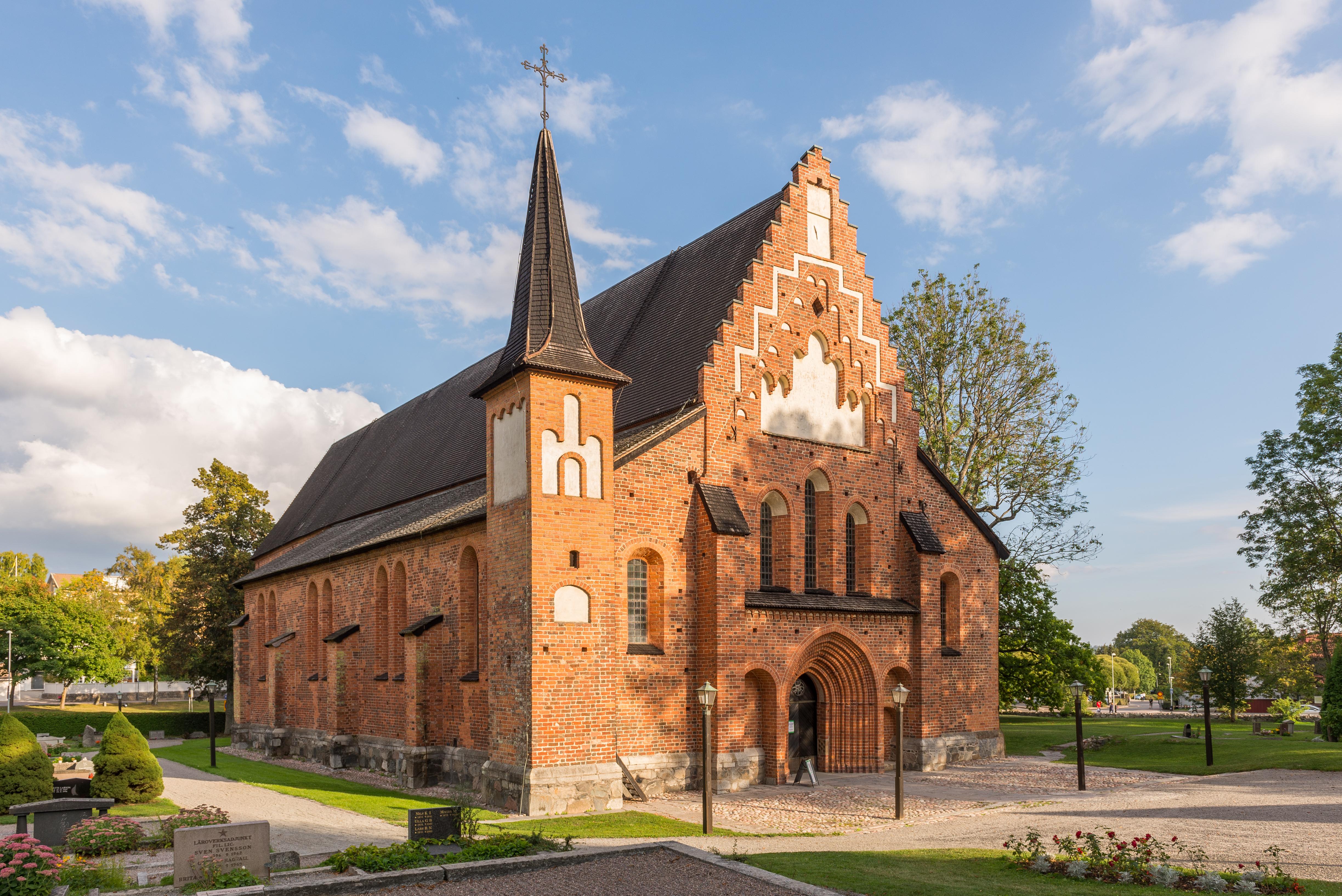 Bild av Mariakyrkan