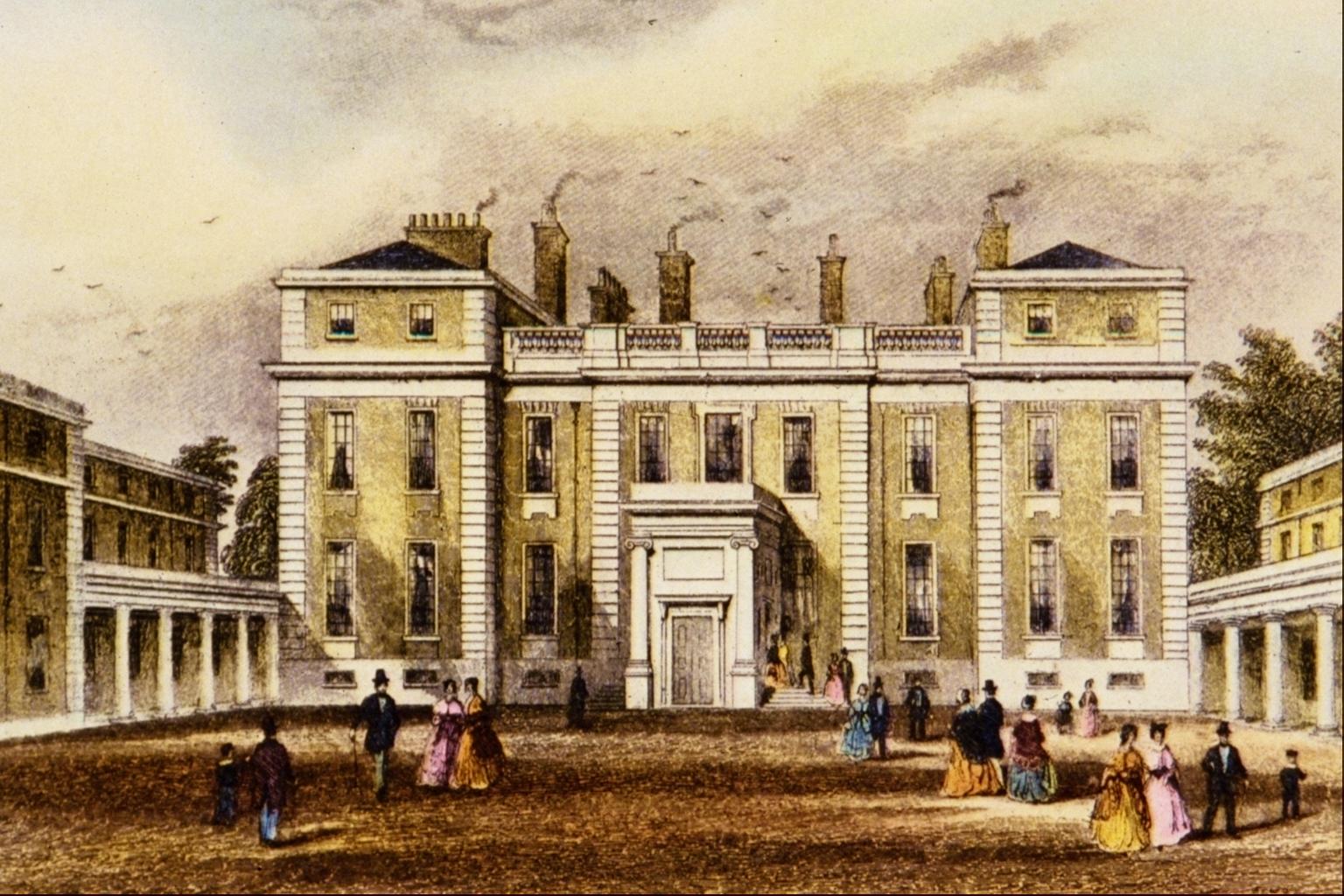 File:Marlborough House - Thomas Hosmer Shepherd.png - Wikimedia ...
