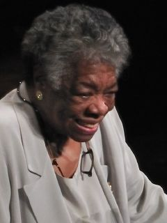 maya angelou speech