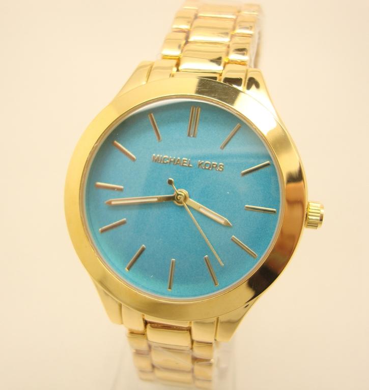 3a8a71231fb4 File Michael Kors Slim Runway Thin Bracelet Stainless Watch MK3211 ...