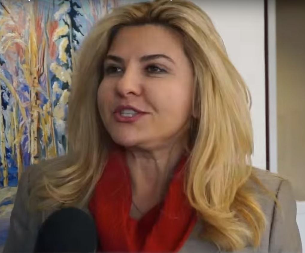 Michele Fiore interviewed in 2015