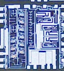 Mixed-signal integrated circuit