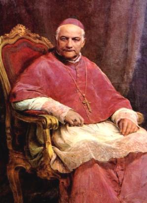 Mons. Jacinto Vera%2C Primer Obispo de Montevideo%2C 1878