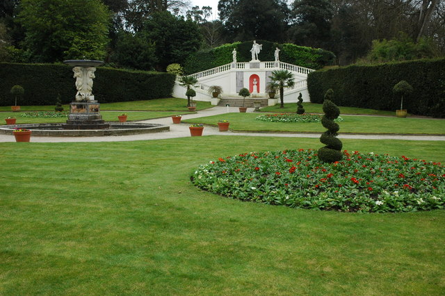 Mount Edgcumbe Country Park - geograph.org.uk - 1312887