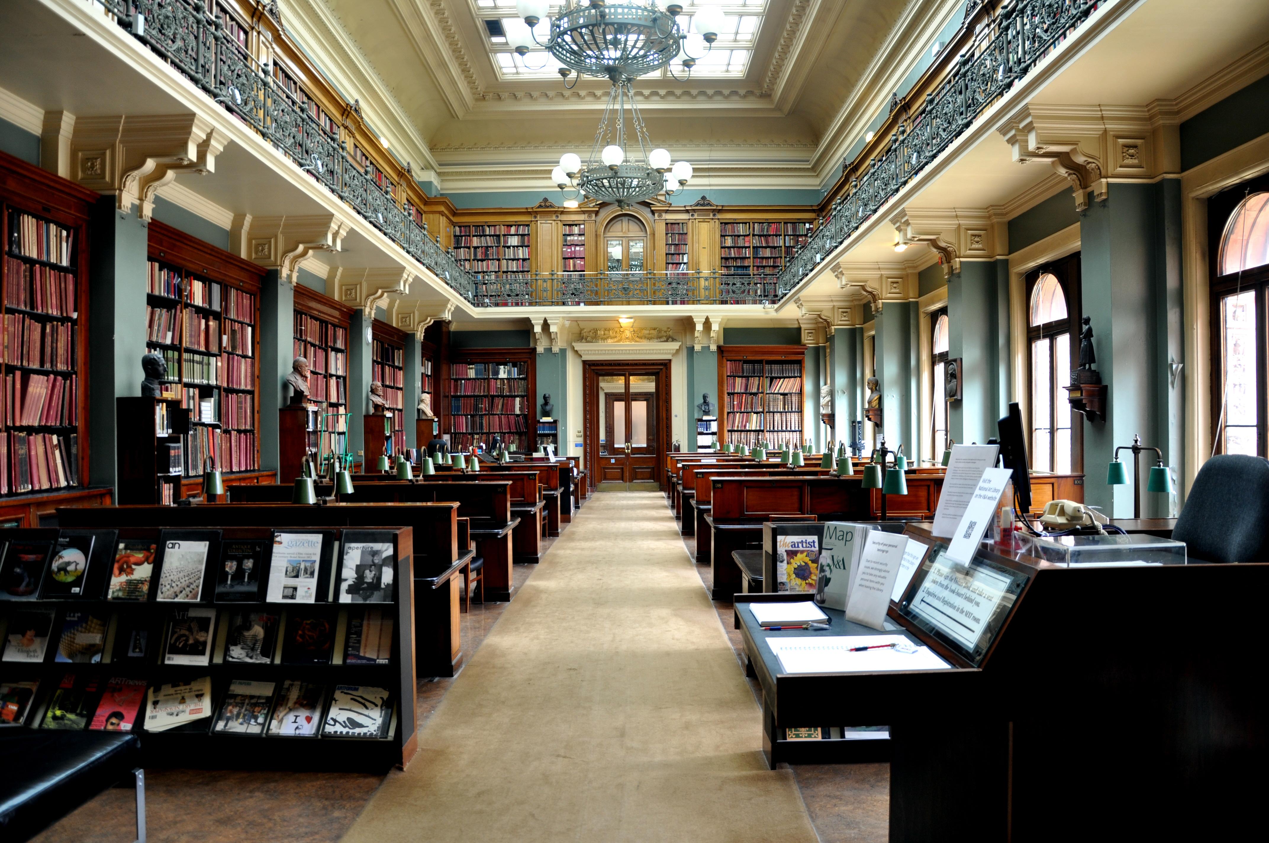 National Art Library - Wikipedia