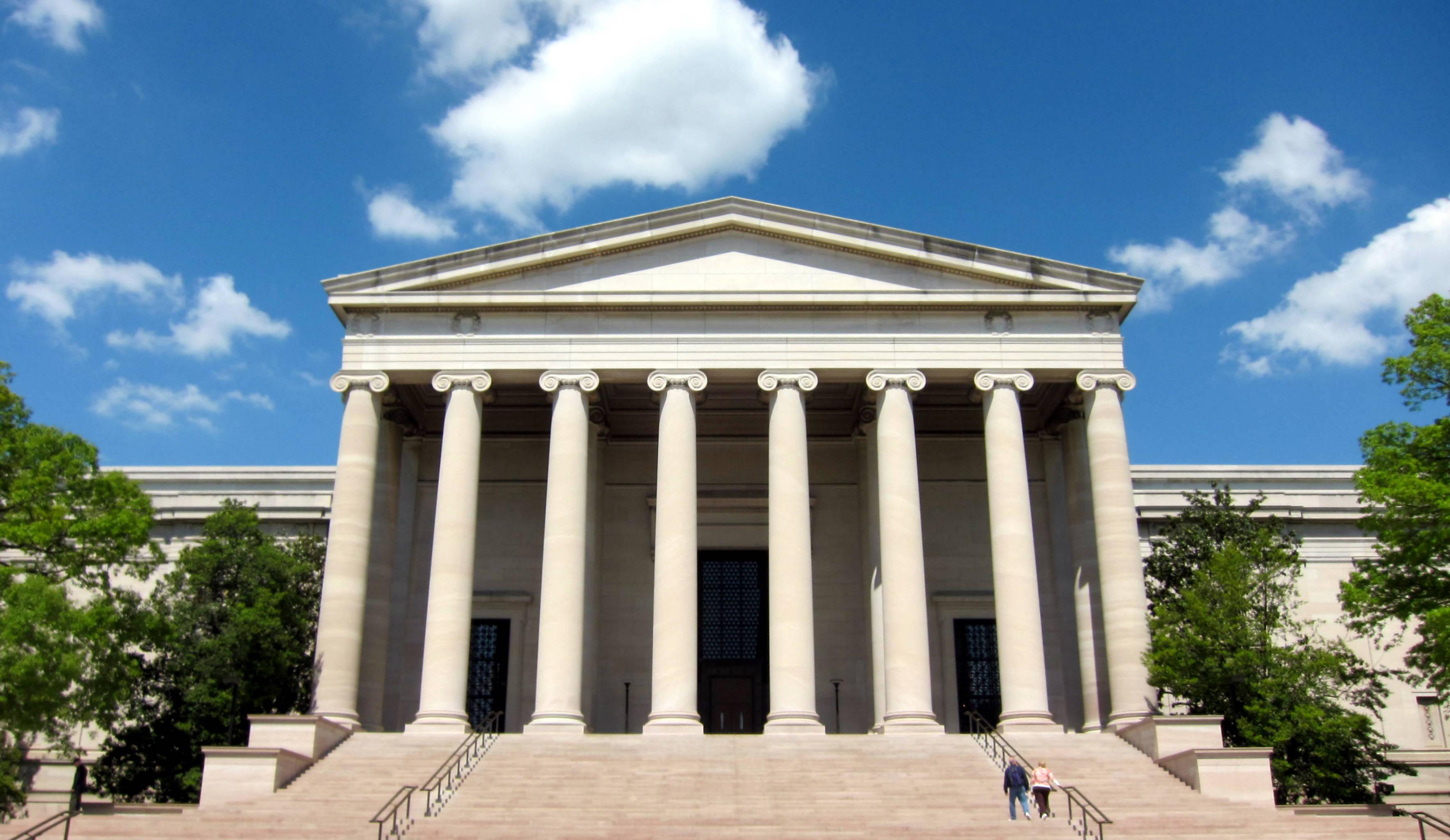 National Gallery of Art - West Building facade.JPG
