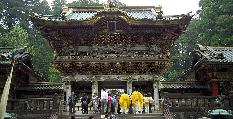 日光東照宮 From Wikipedia