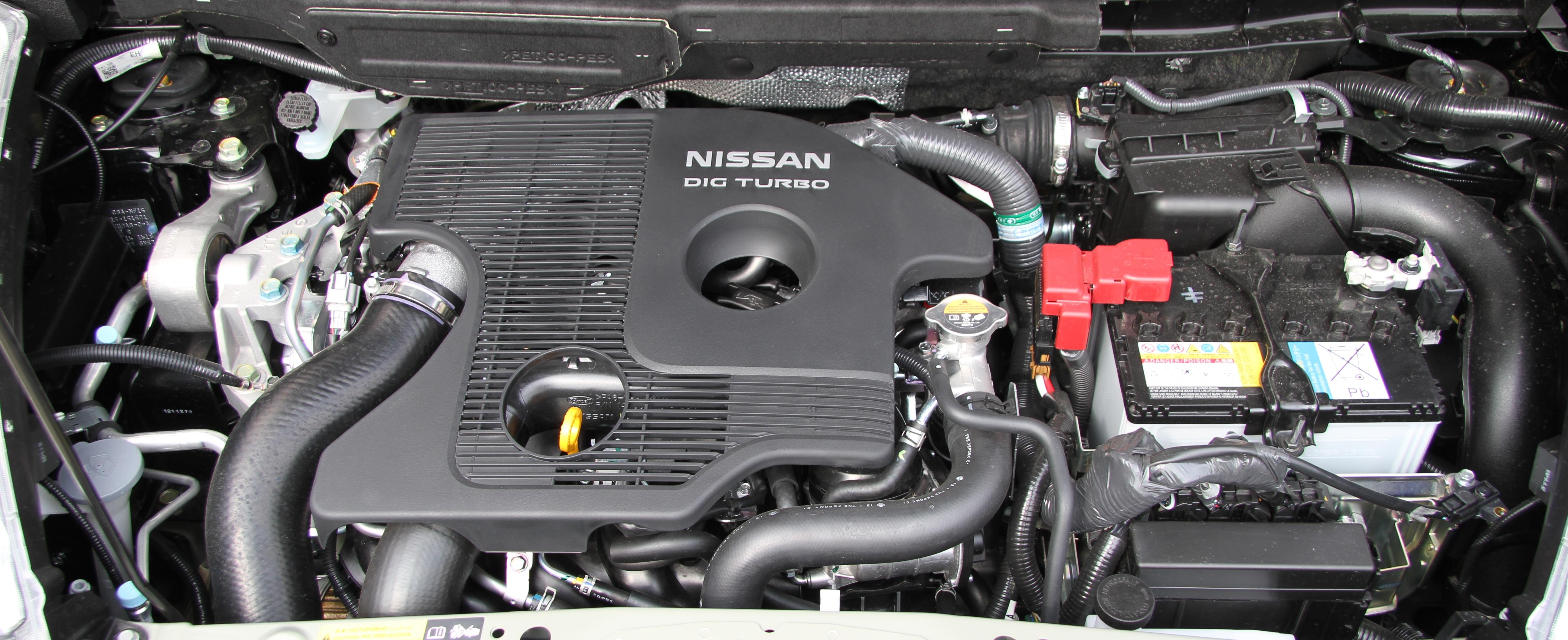File Nissan Juke 16gt Four Type V Engine Room Jpg