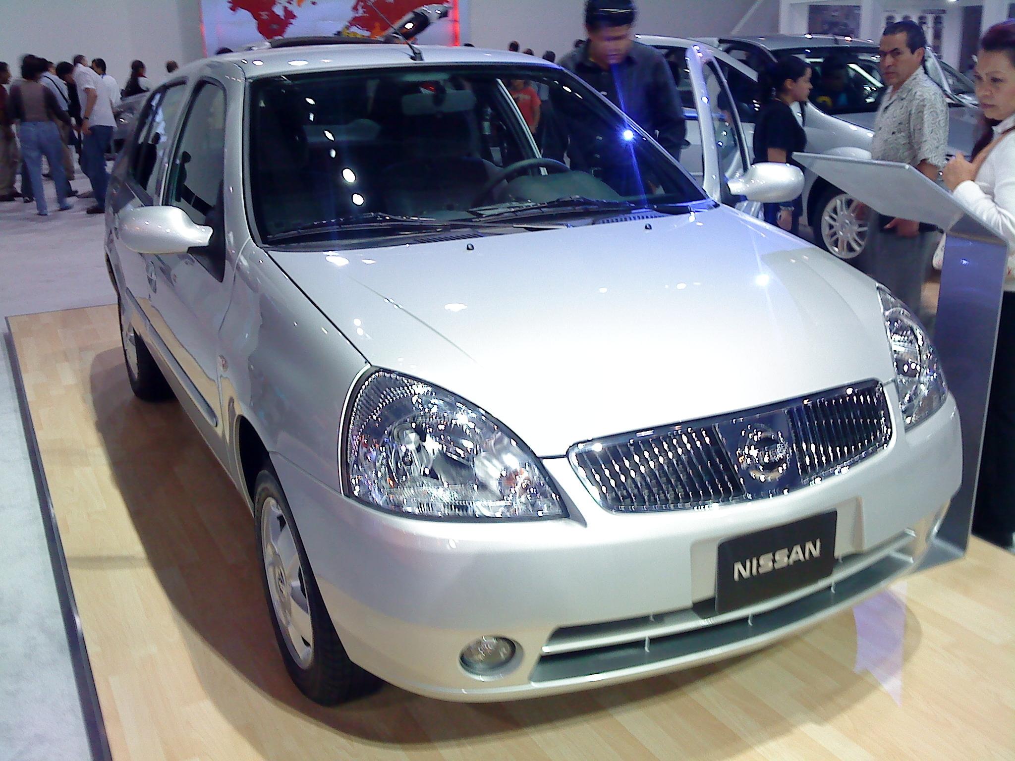 Archivo Nissan Platina Siam 2008 Jpg
