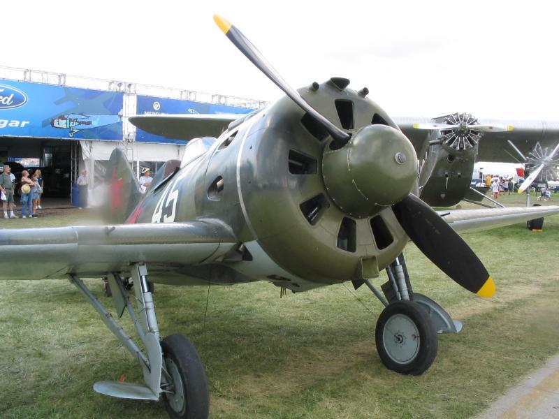 Soubor:OSH2003 Polikarpov I-16.jpg