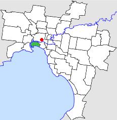 City of Port Melbourne Local government area in Victoria, Australia