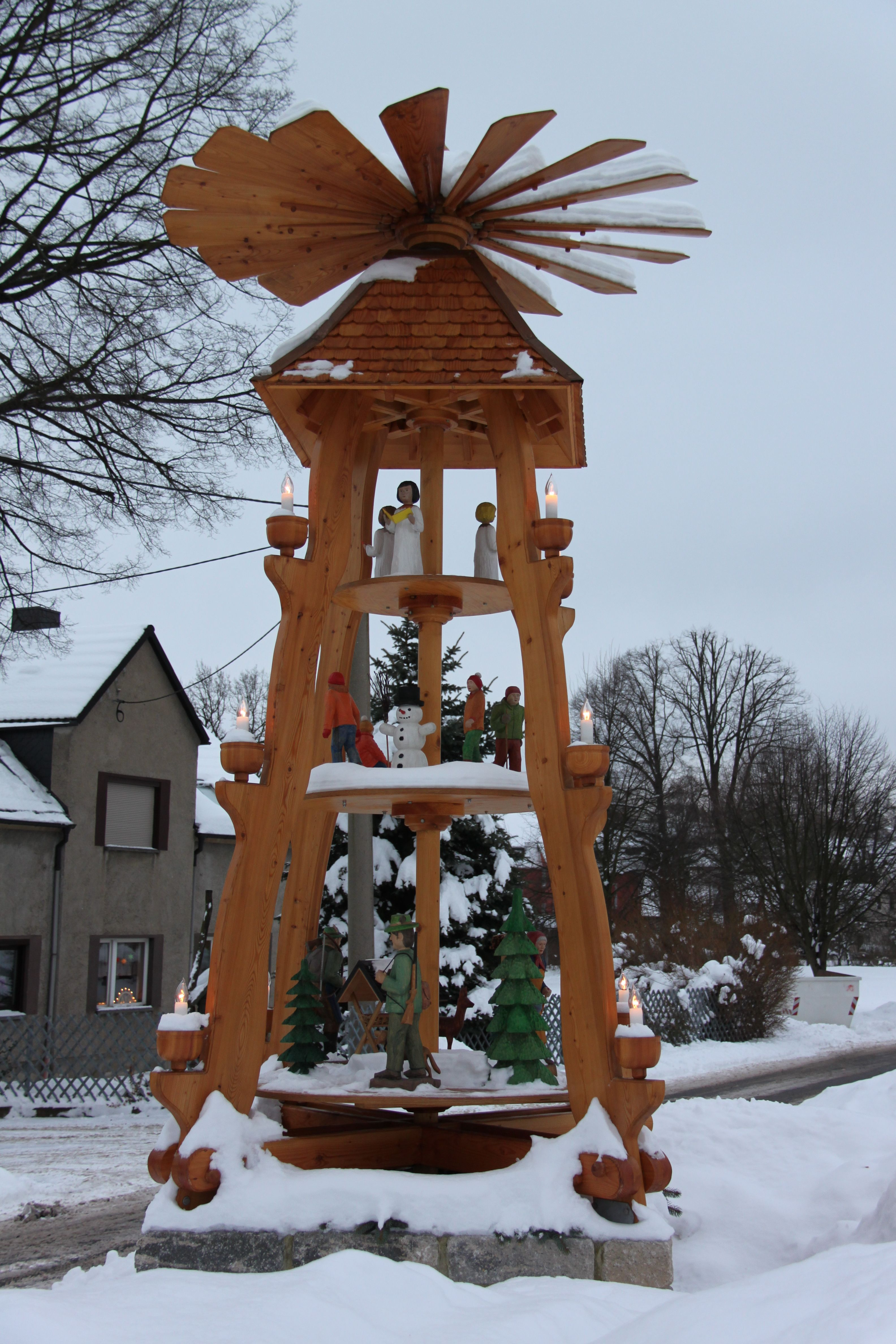 Niederdorf (Germania)