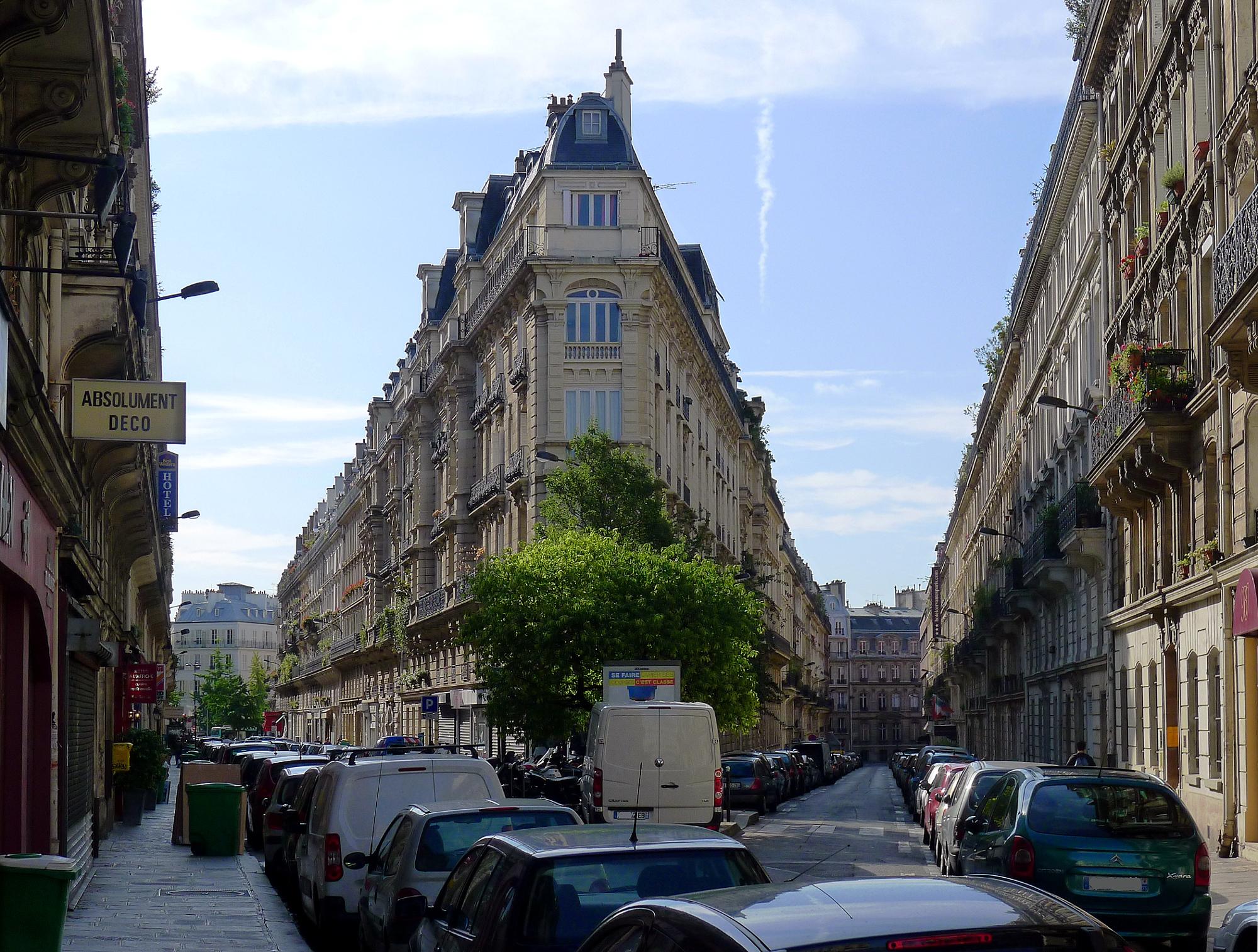 Paris Description De La Ville