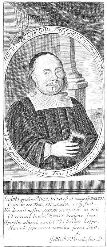 Paul Gerhardt Wikipedia