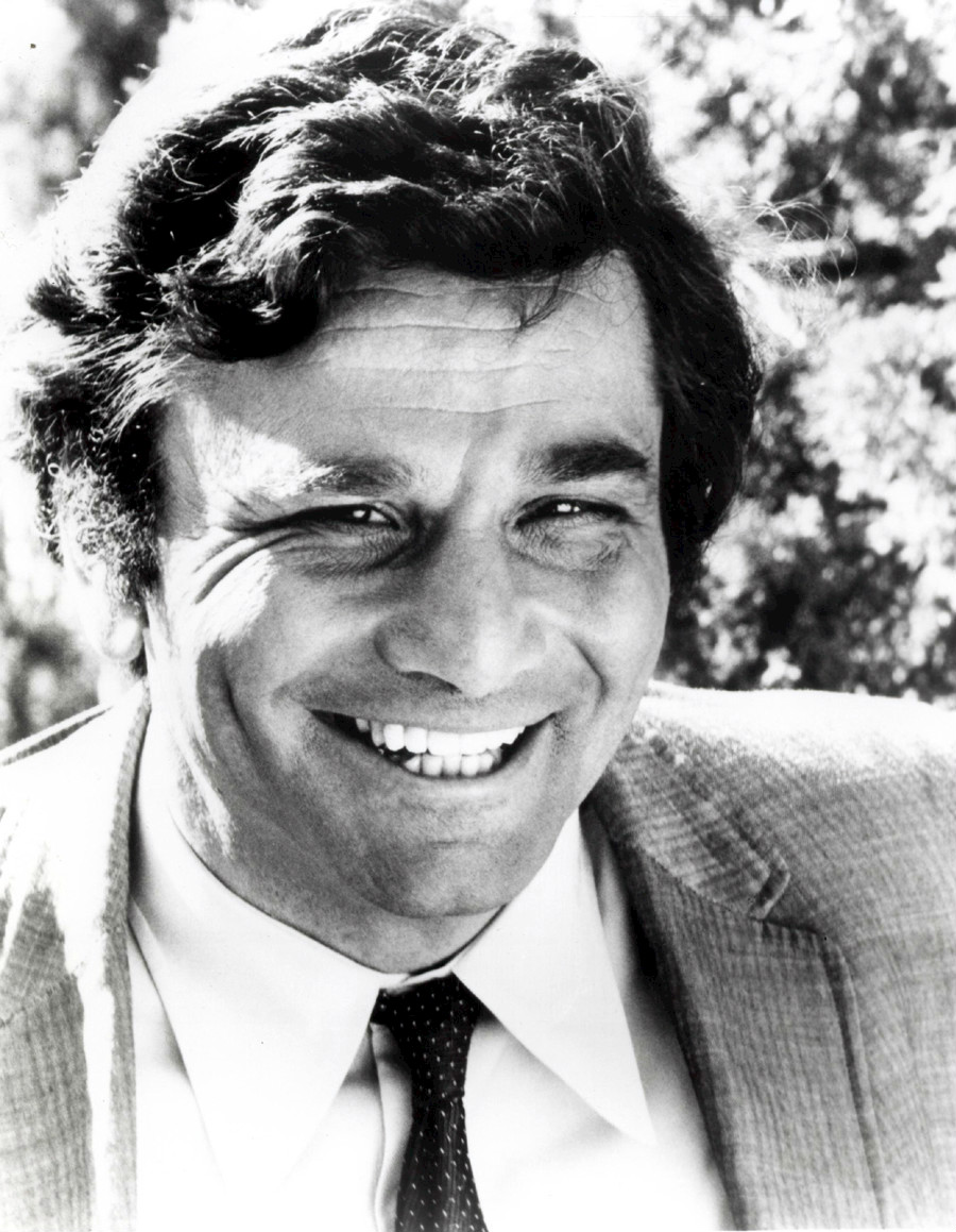 Peter Falk in Colombo (1973)