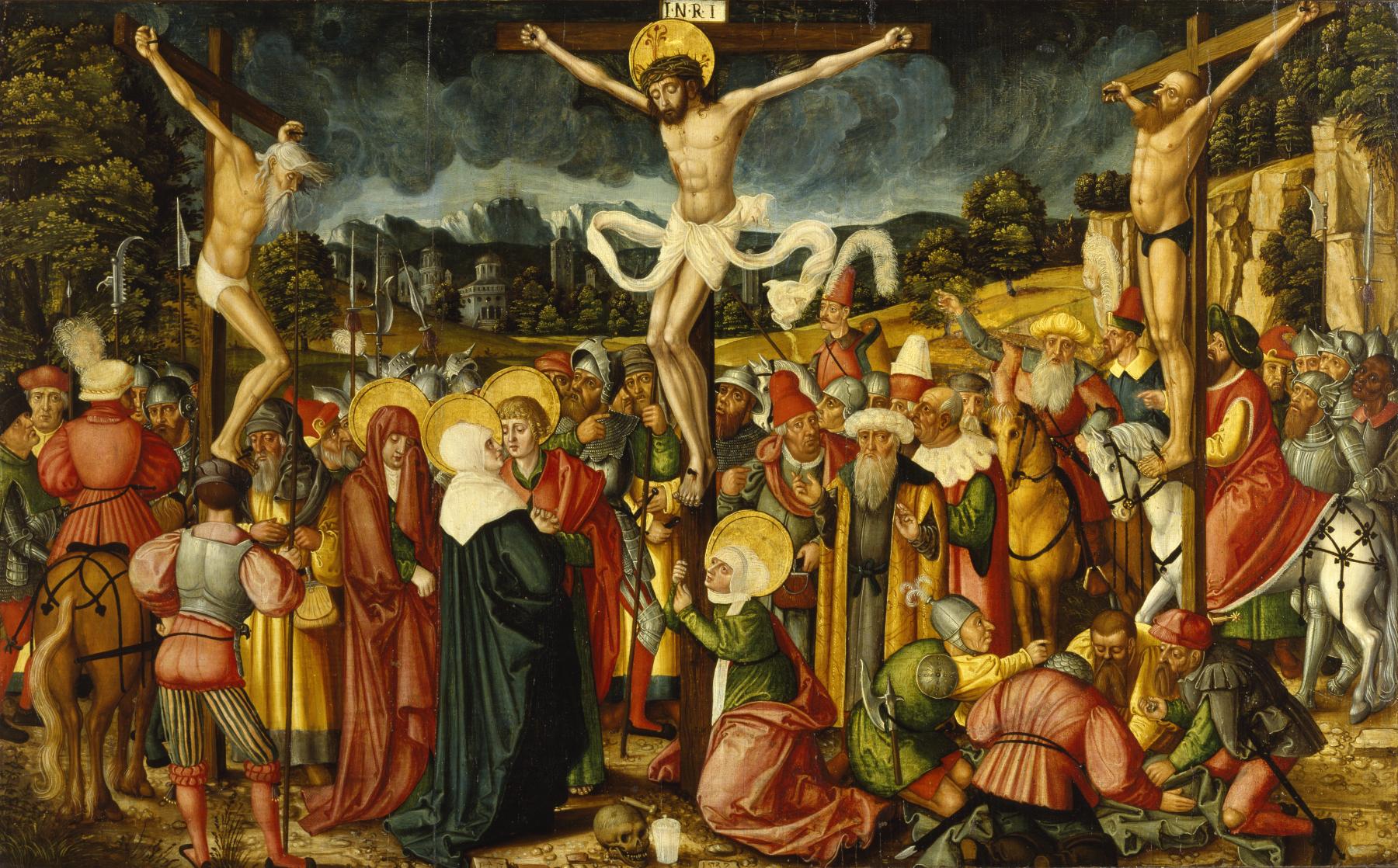 1536 crucifiction torture female bondage