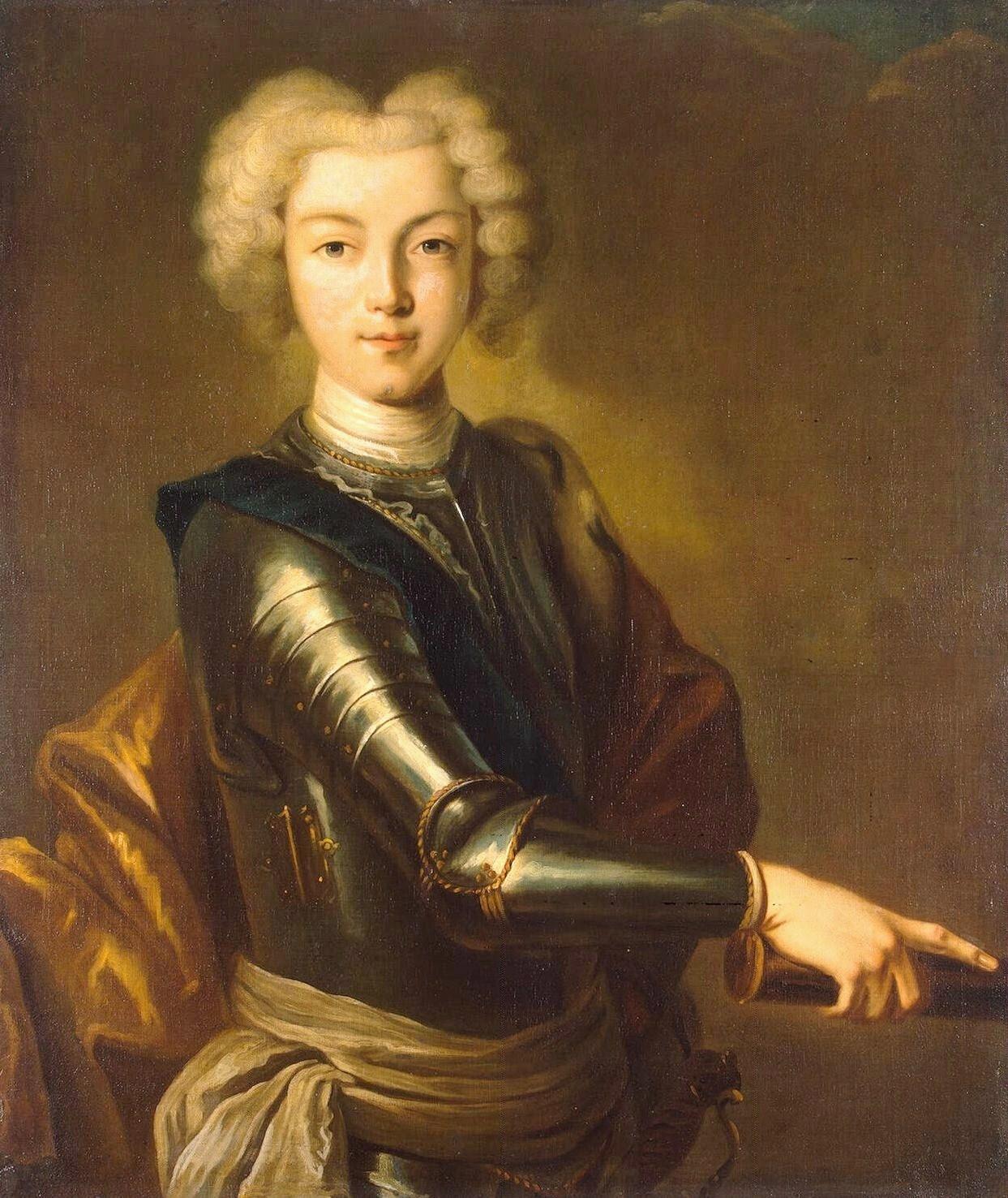 Piotr II Aleksiejewicz
