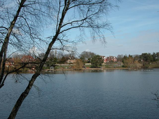 Petersfield Lake - geograph.org.uk - 238