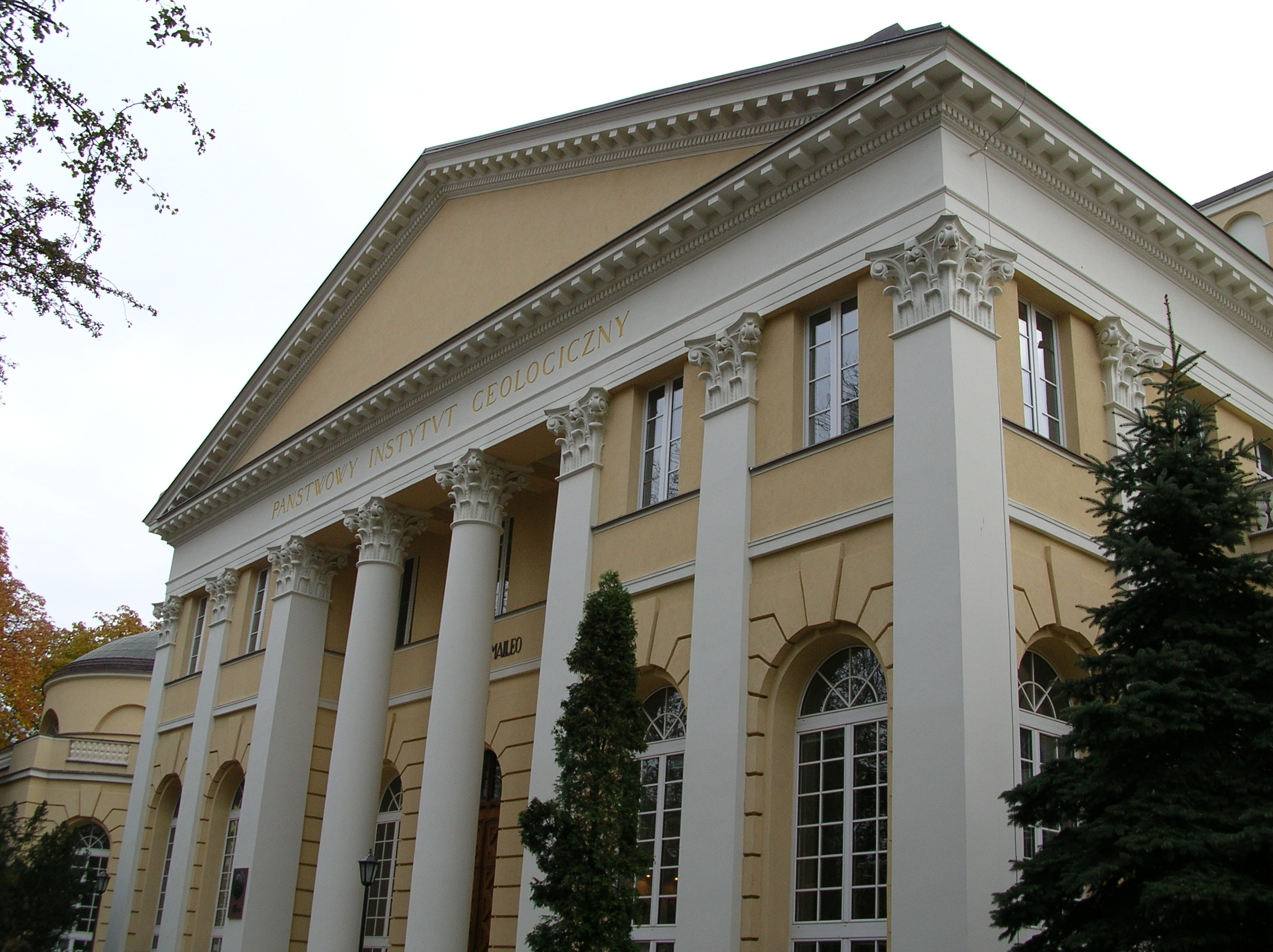 ポーランド地質調査所地質博物館