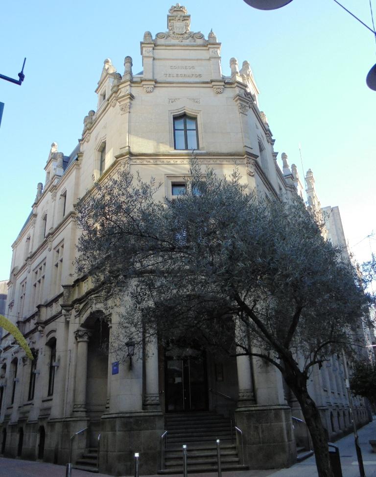 Casa De Correos E Tel Grafos De Pontevedra Wikipedia A