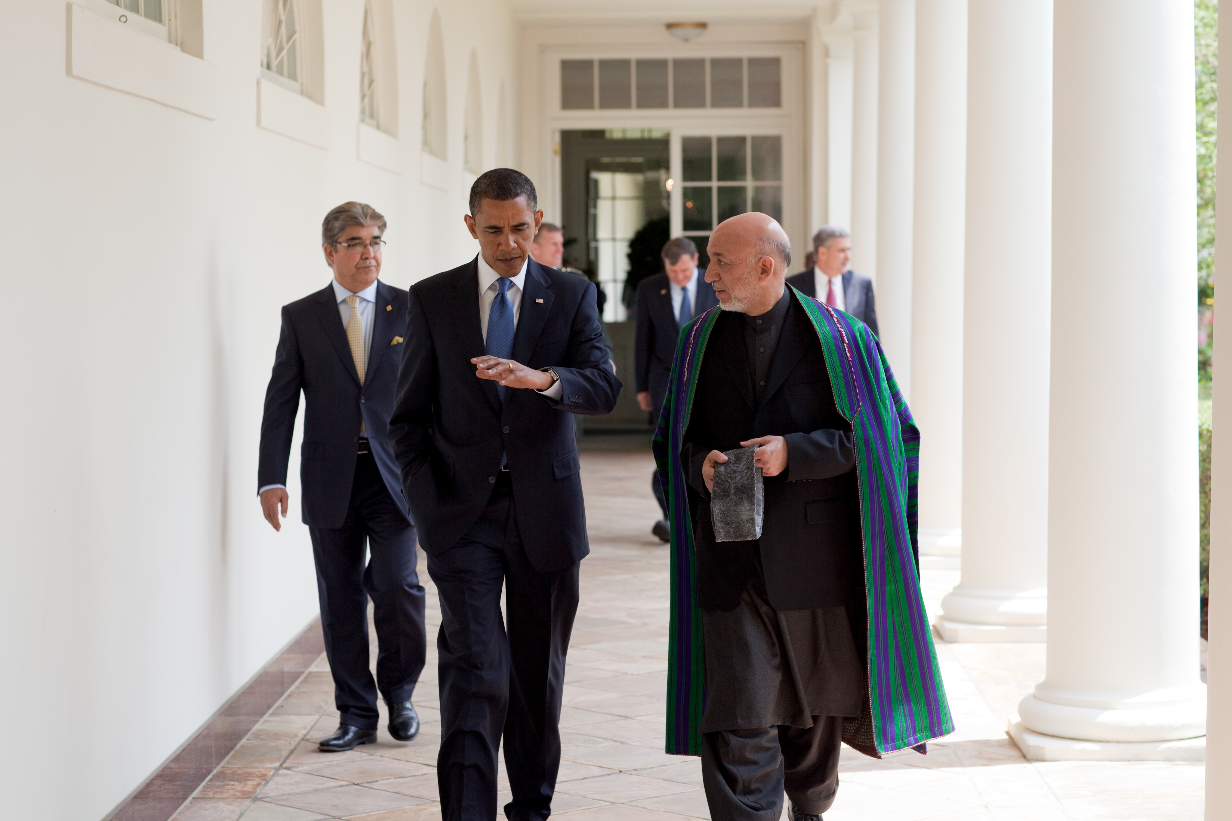 Afghan President Karzai Hamid: biography, activities and interesting facts 93