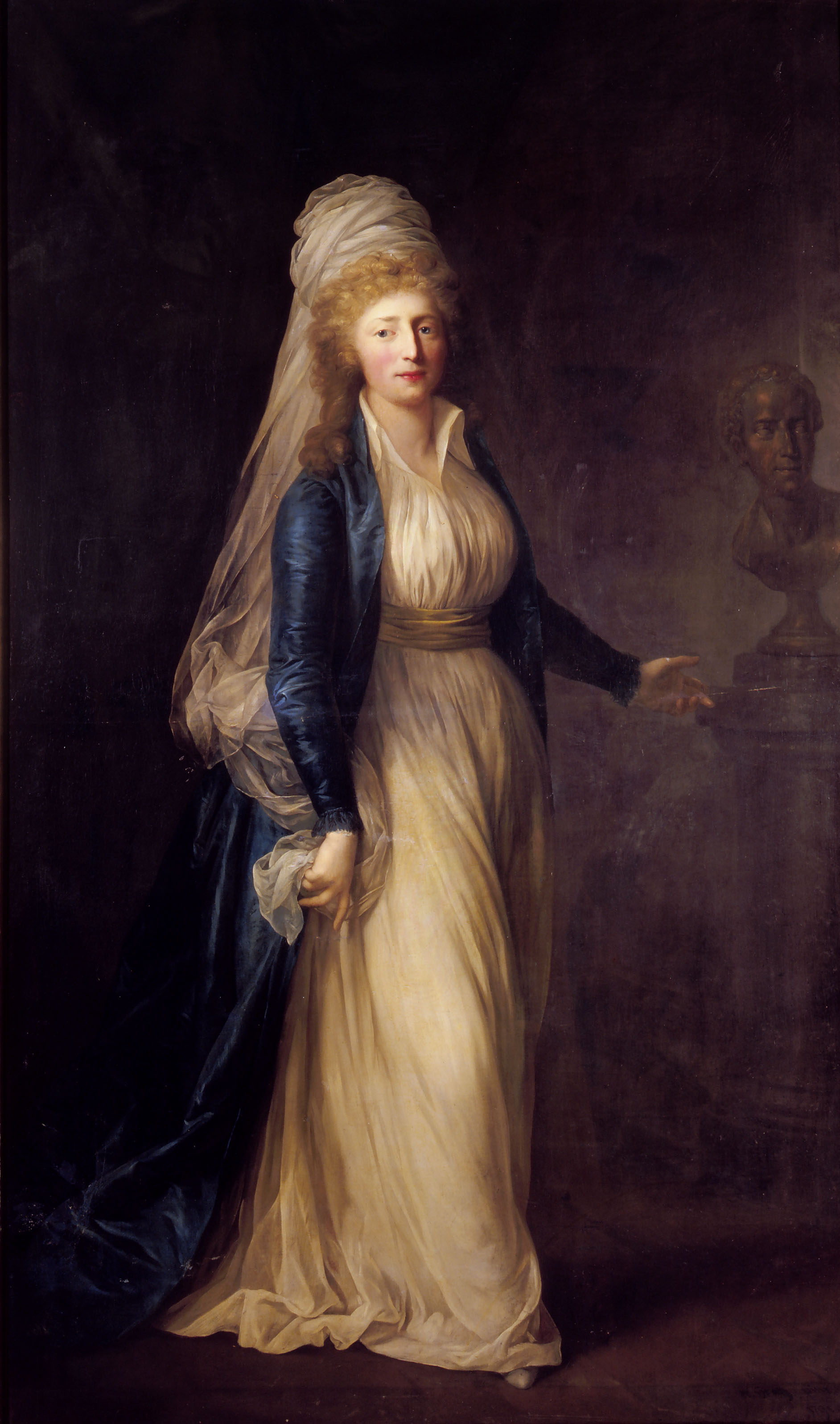 [Princess_Louise_Augusta_by_Anton_Graff_1791]