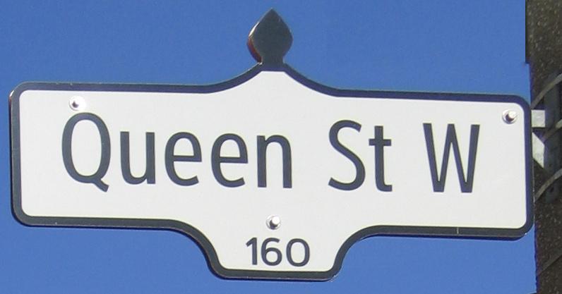 City Line Avenue >> Queen Street West - Wikipedia
