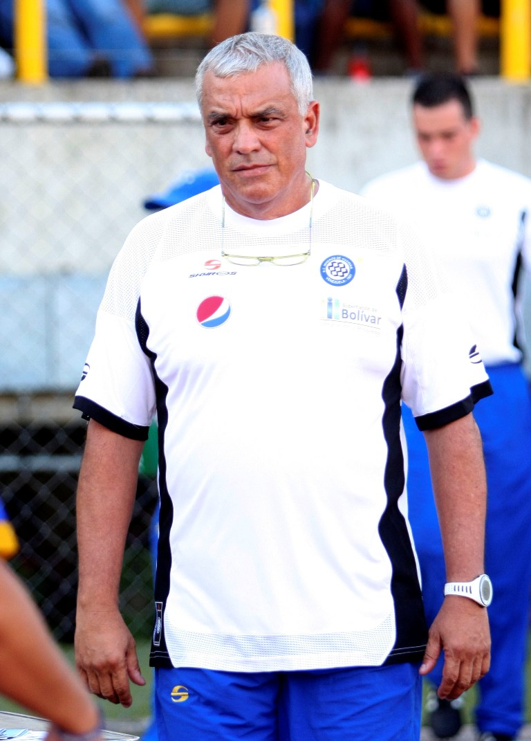 Juan Carlos Ferro: Richard Páez