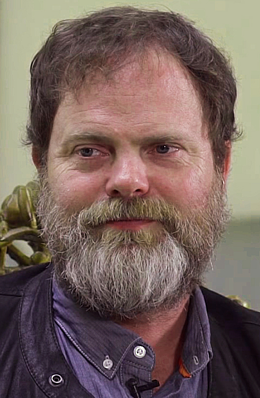 photograph relating to Dwight Schrute Id Badge Printable identify Rainn Wilson - Wikipedia