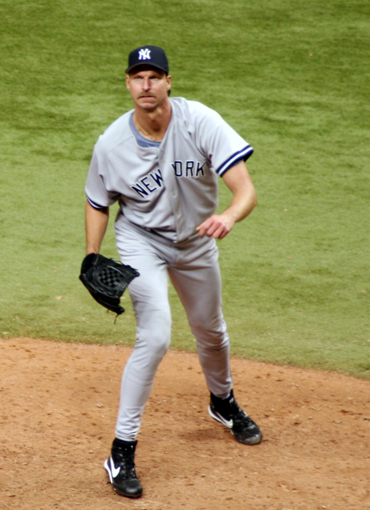 Image of Randy Johnson from Wikidata