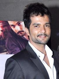 Raqesh Bapat Indian actor and model