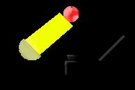 The typical Rembrandt lighting setup