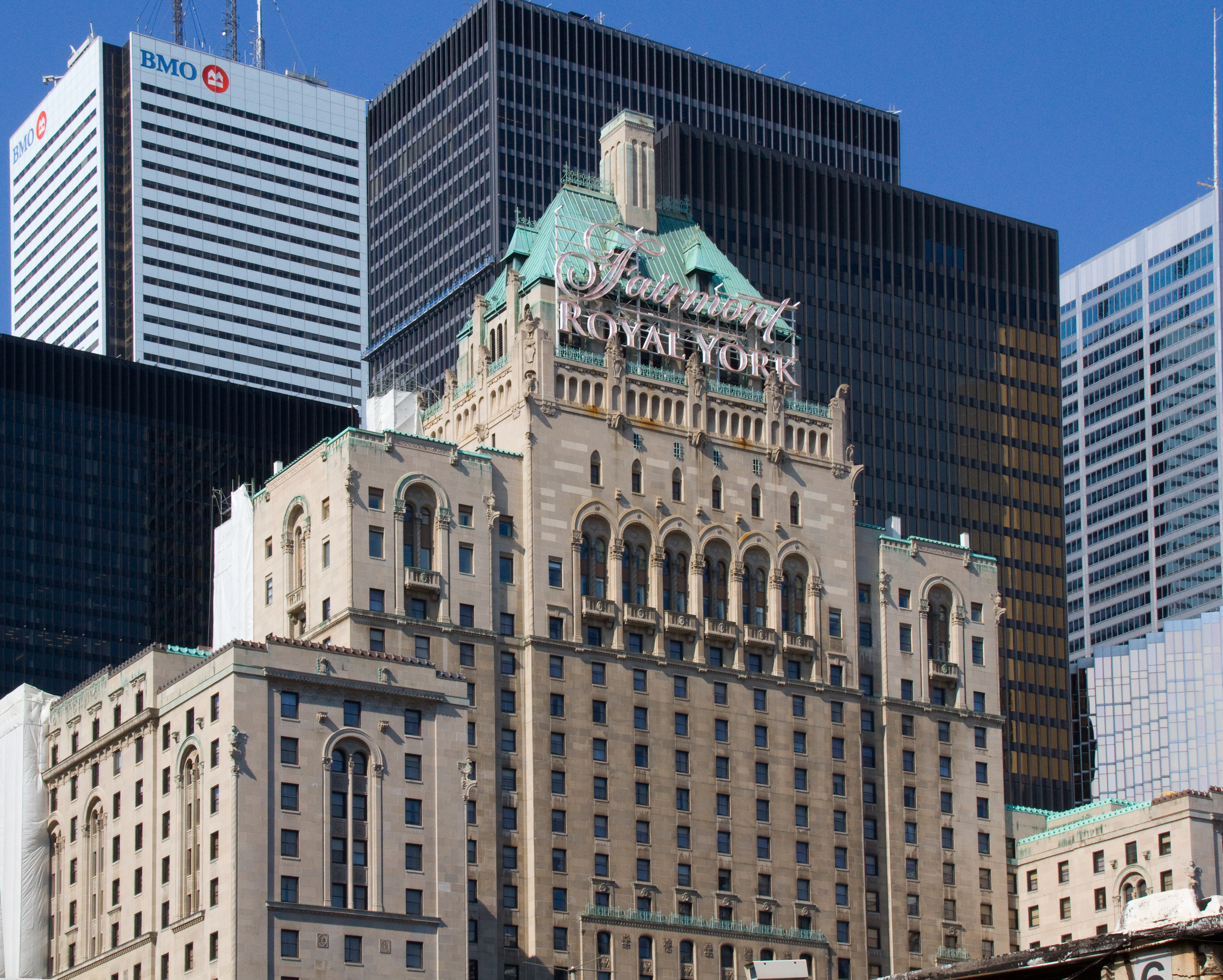 Fairmont Royal York Hotel Toronto Reviews
