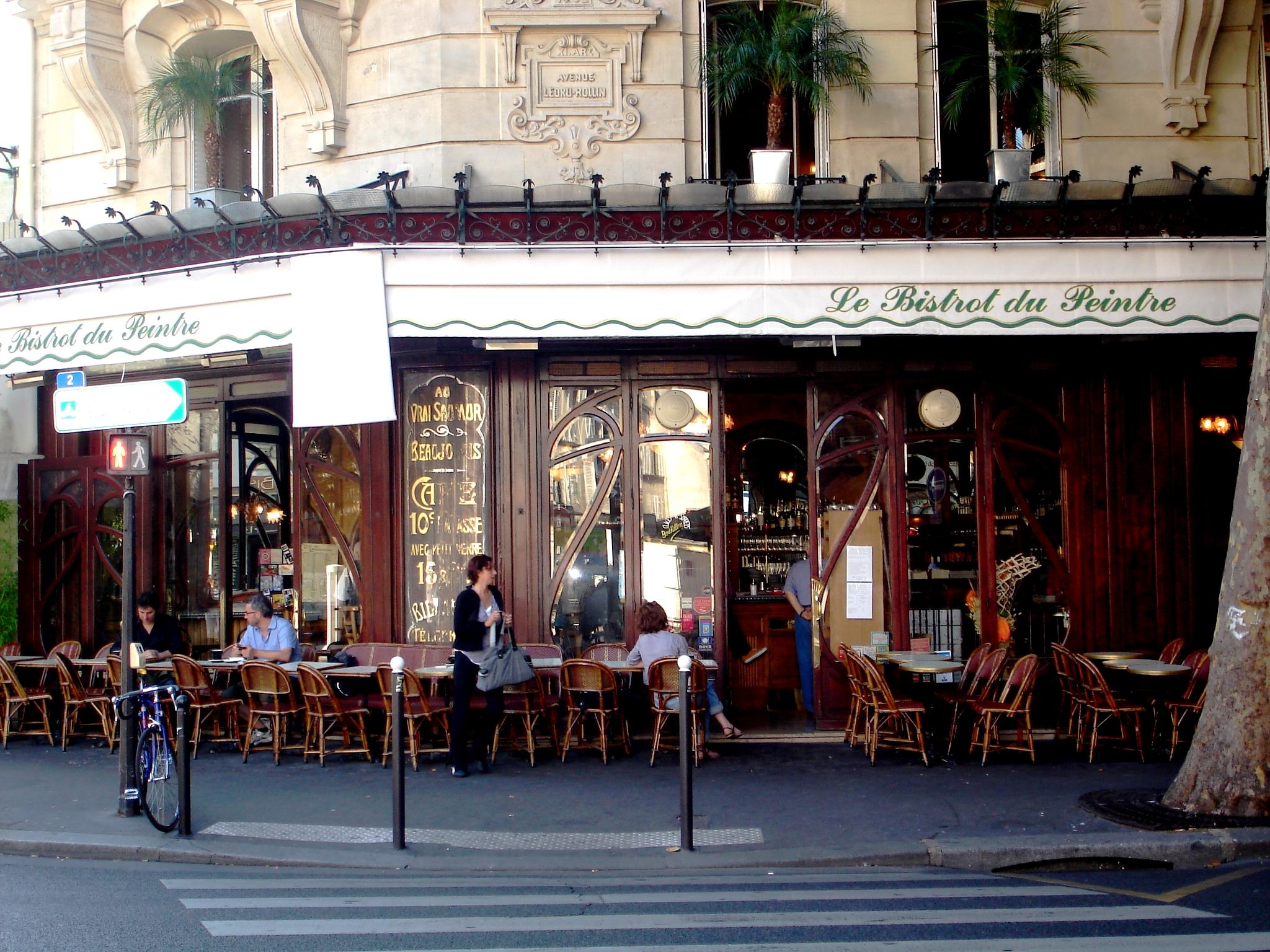 Restaurant Au Bistrot Du March Ef Bf Bd Saint Germain En Laye