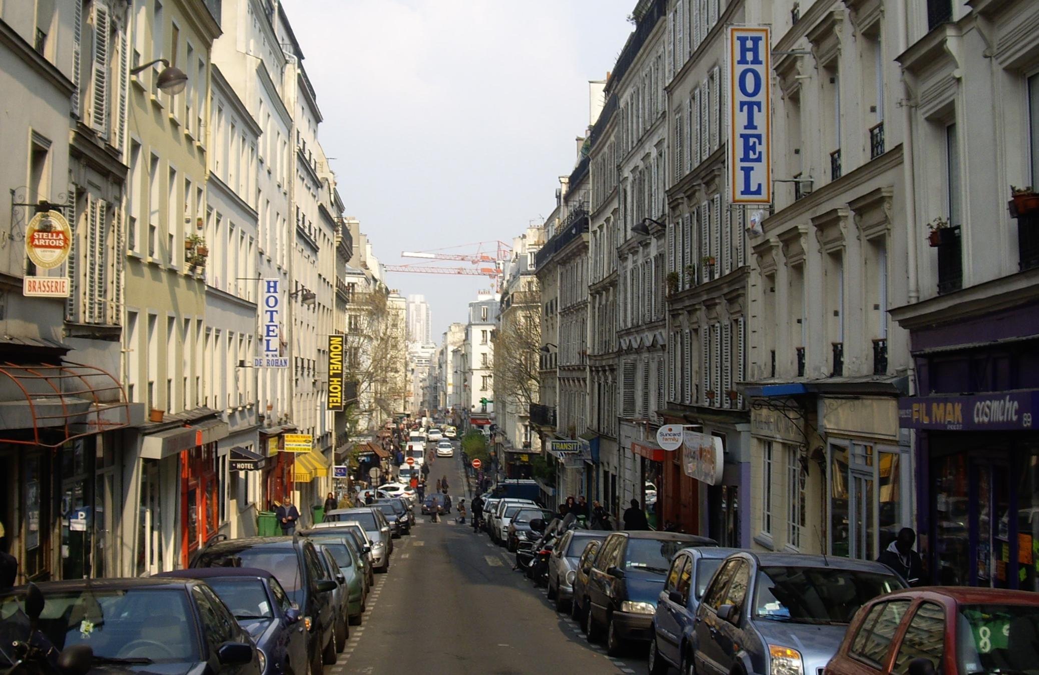 Arrondissement Paris Ville