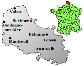st omer france map File Saint Omer Position Png Wikimedia Commons