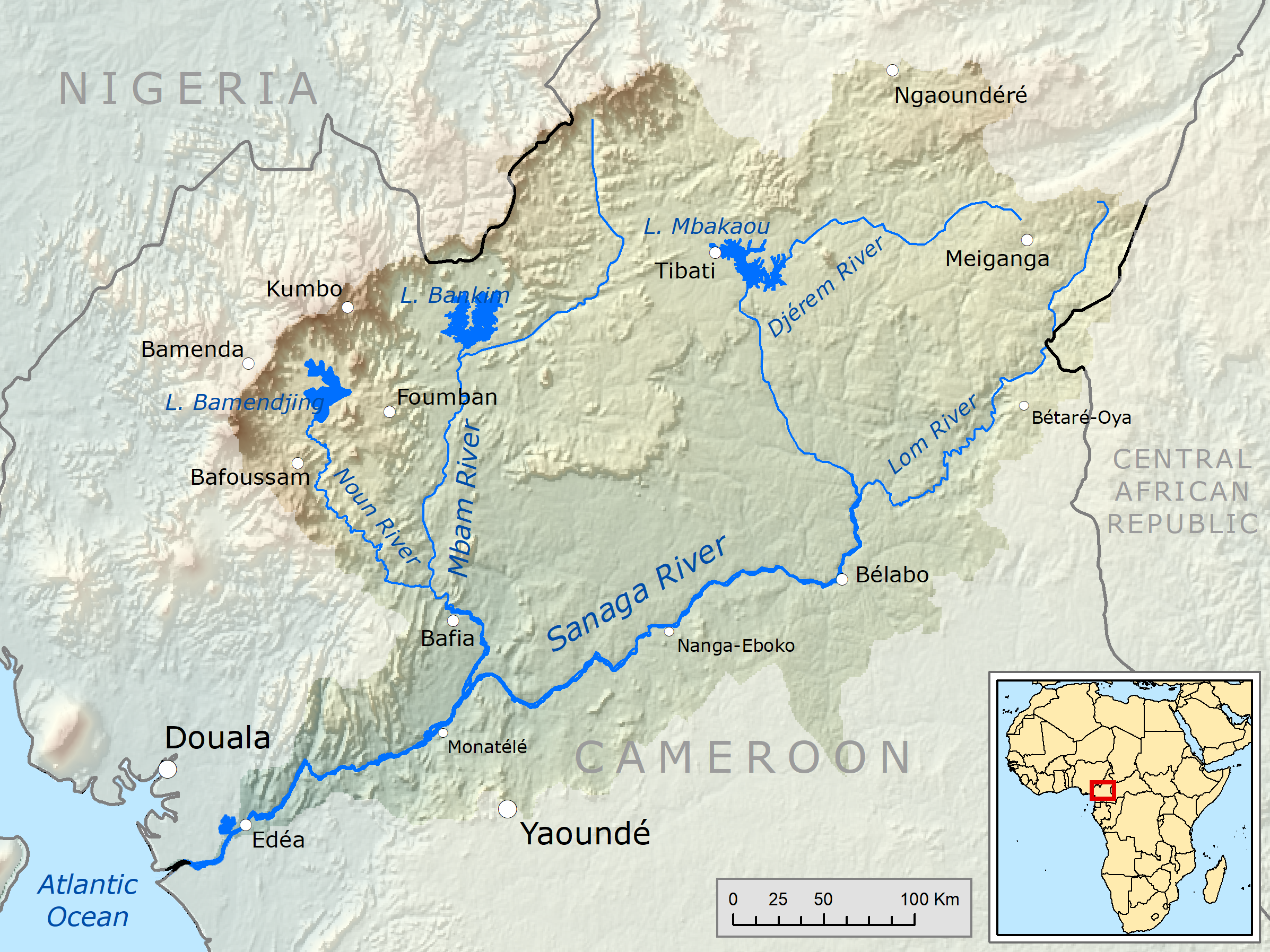 Datei:Sanaga river map.png – Wikipedia