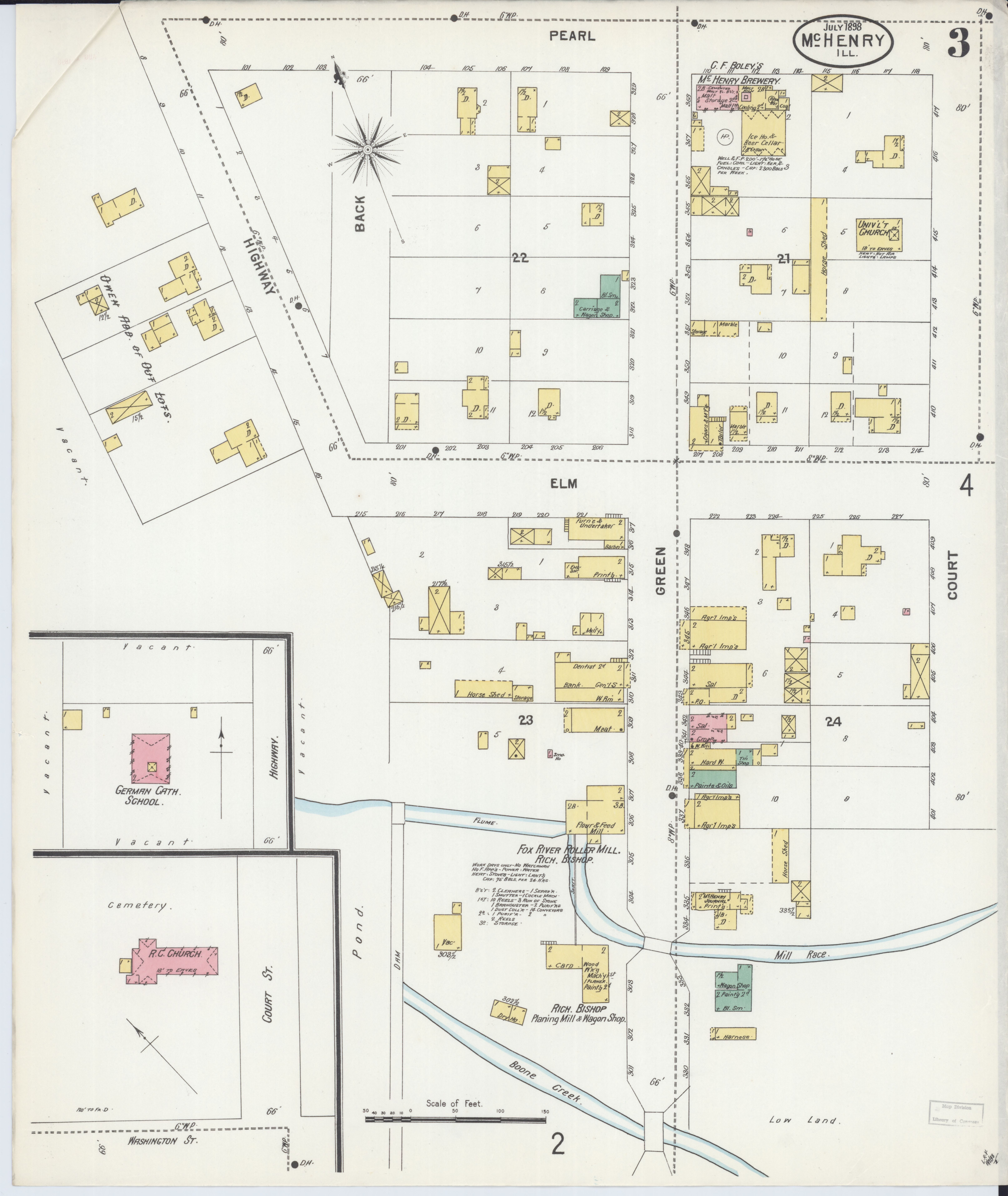 File Sanborn Fire Insurance Map From Mchenry Mchenry County