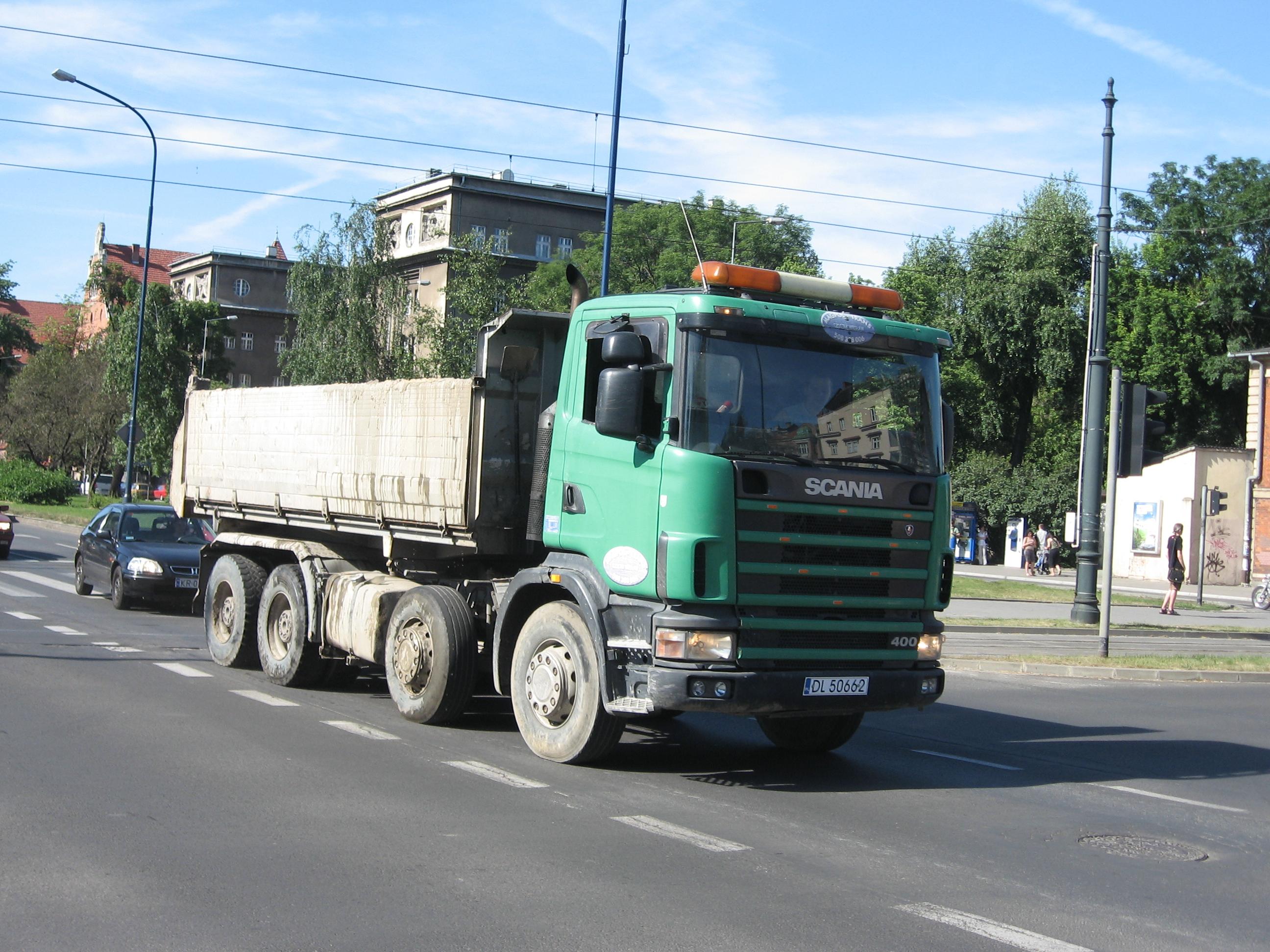 Scania Dump Truck 28 Images Scania 144 Dump Truck