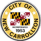 پرونده:Seal of New Carrollton, Maryland.png