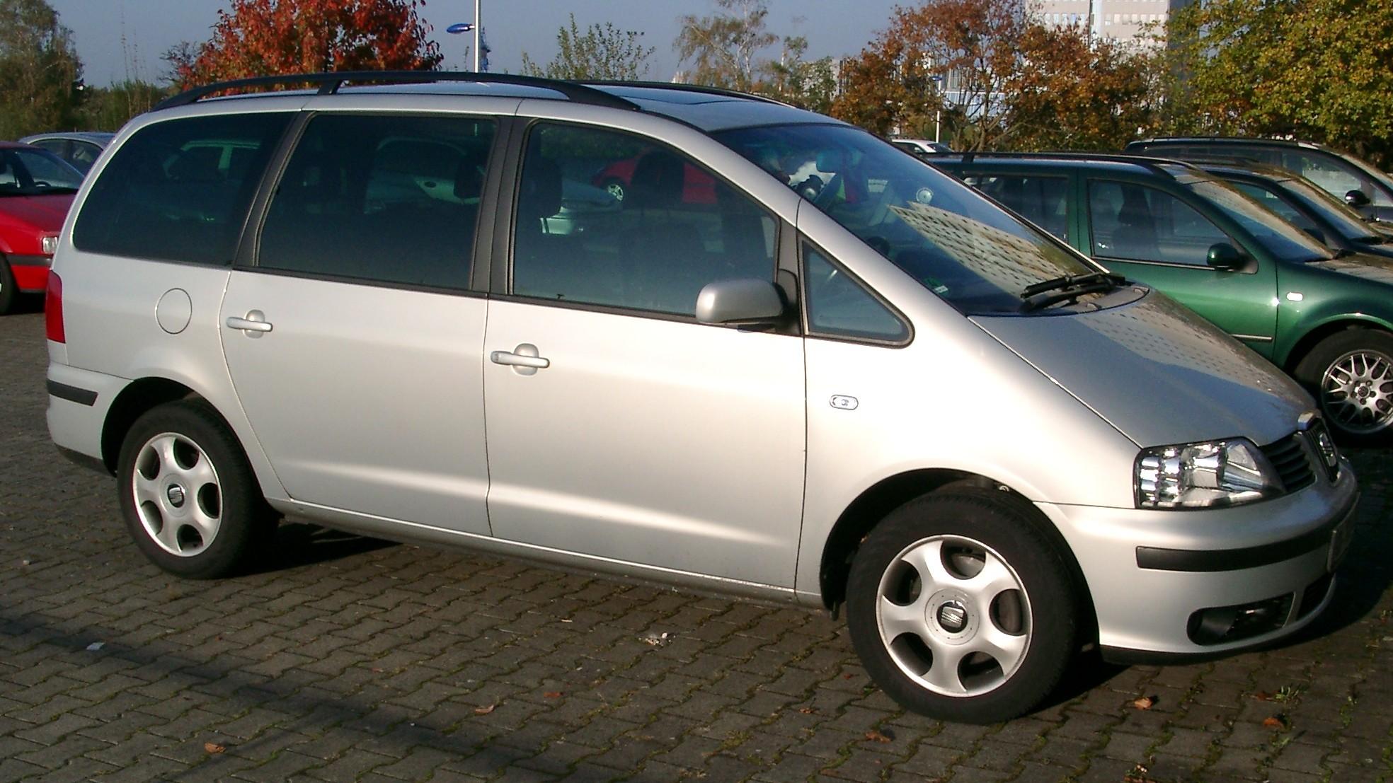 seat alhambra mileage cars online